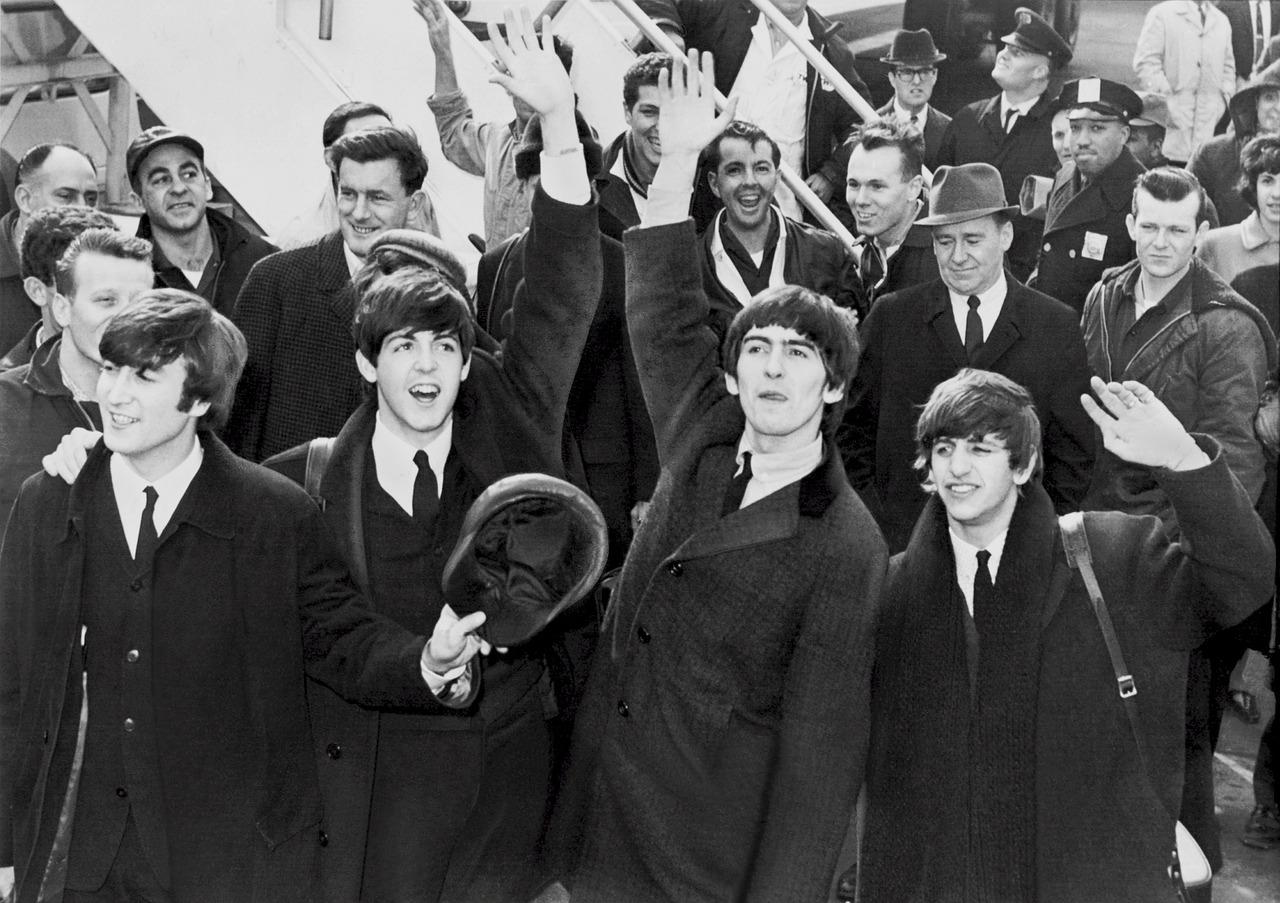 Liverpool i piosenki Beatlesów